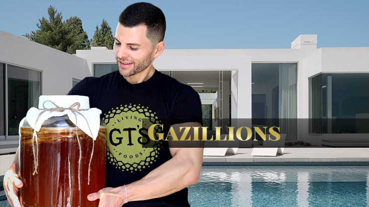 GT Dave Net Worth | How He Became The King of Kombucha