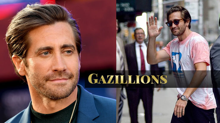 Jake Gyllenhaal's Net Worth Is Starting To Take Off
