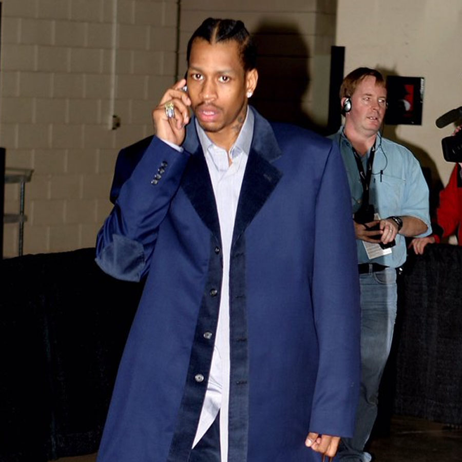 Allen Iverson   From Rags to Riches and Back Again