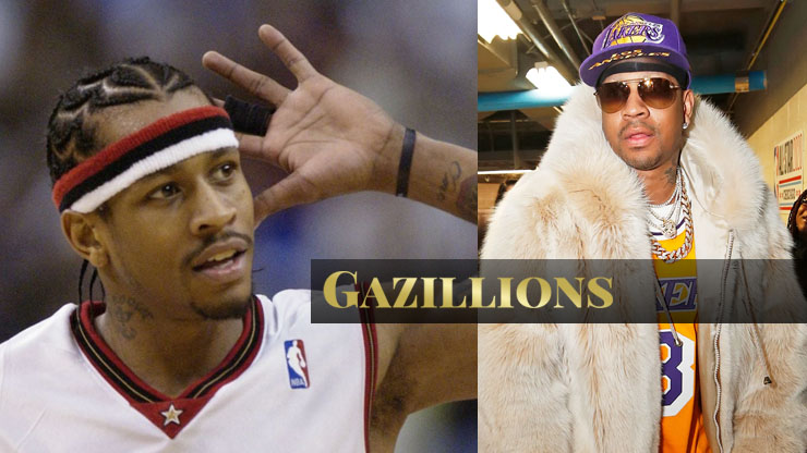Allen Iverson Net Worth | What Really Happened