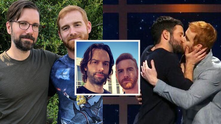 Does Andrew Santino Have A Wife?