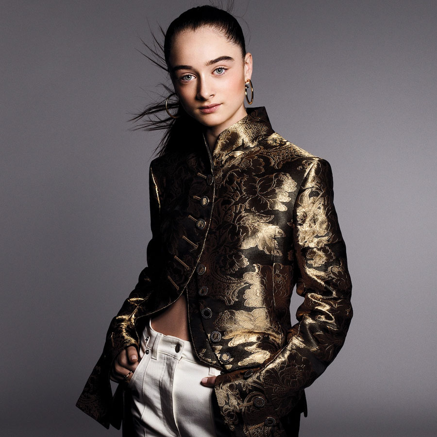 How old is Raffey Cassidy