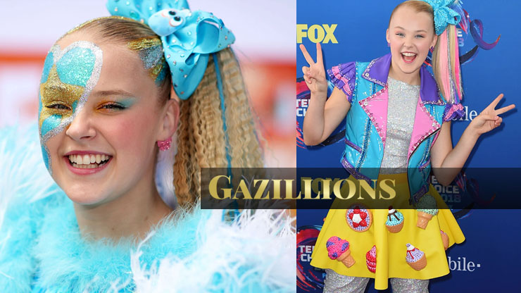 From Dance Moms to Babysitter - How Much is Jojo Siwa Net Worth?