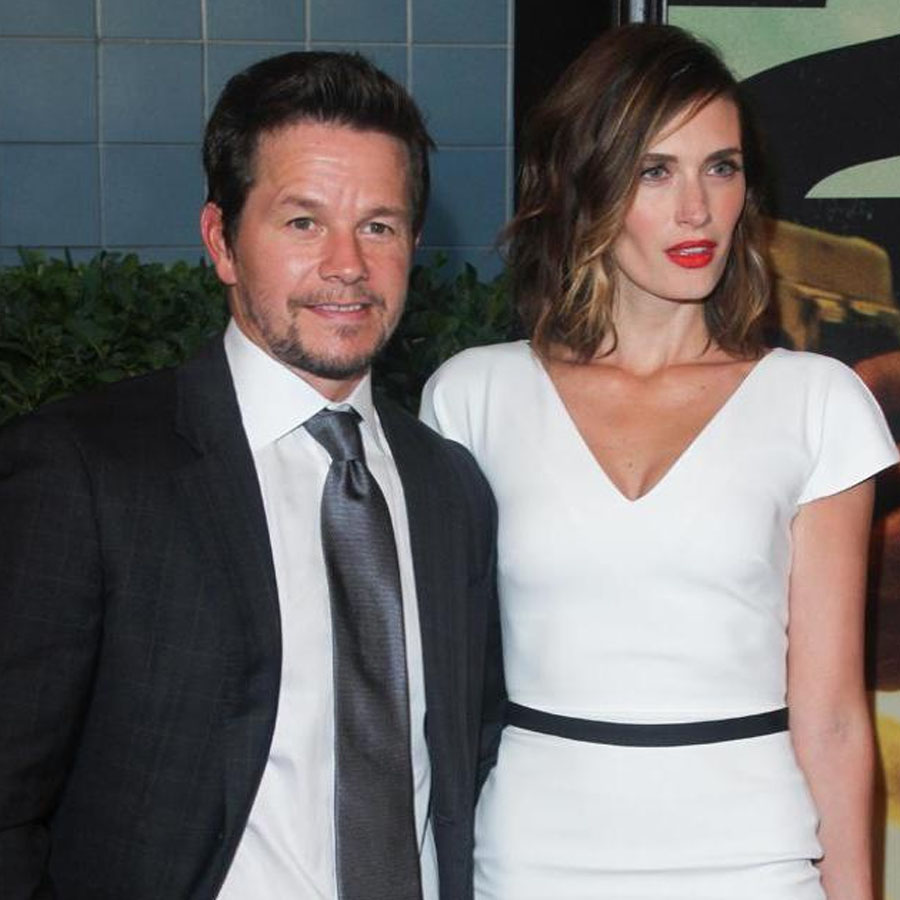 Mark Wahlberg s Wife   Finally Official