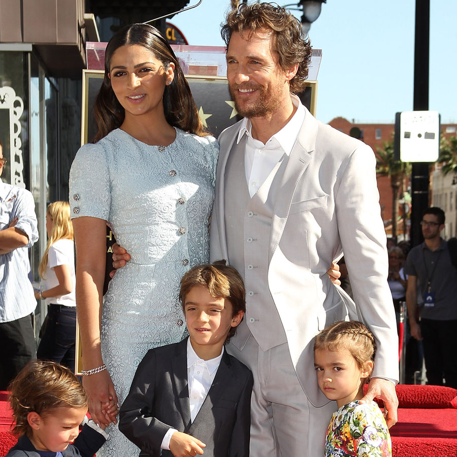 Matthew Mcconaughey s Wife   A True Power Couple