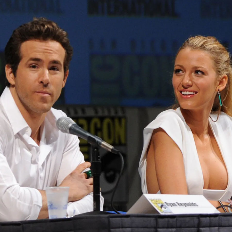 Ryan Reynolds Wife   A Close Working Relationship 1