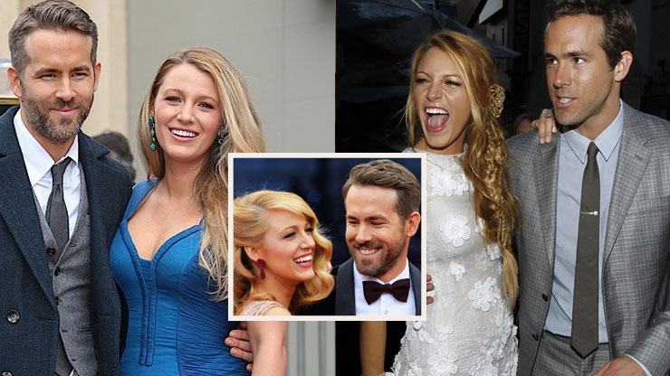 Ryan Reynolds Wife (Blake Lively) | Double Date Mix-up