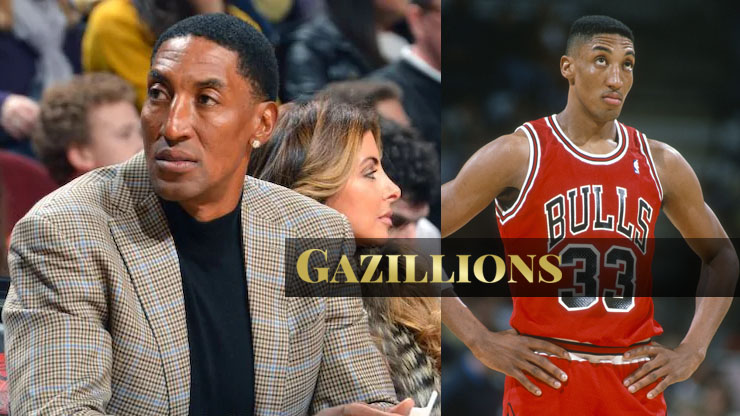 Scottie Pippen Net Worth | Short End Of The Stick