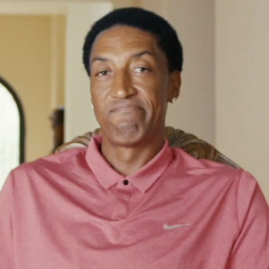 Scottie Pippen s Low Salary