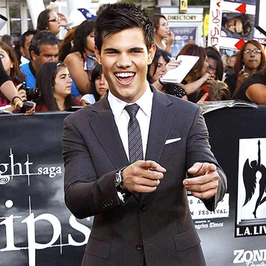 Taylor Lautner Gets His Start