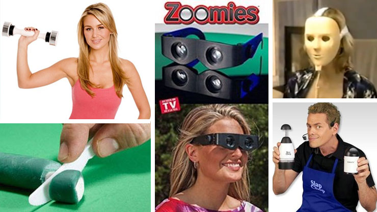 Americans Will Buy ANYTHING: Remember These Crazy Products?