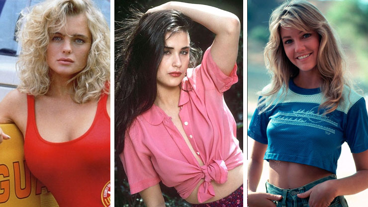 The Stars Who Ruled The 80's - Where Are They Now?