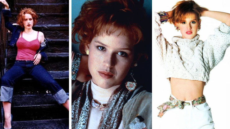 Molly Ringwald   Then