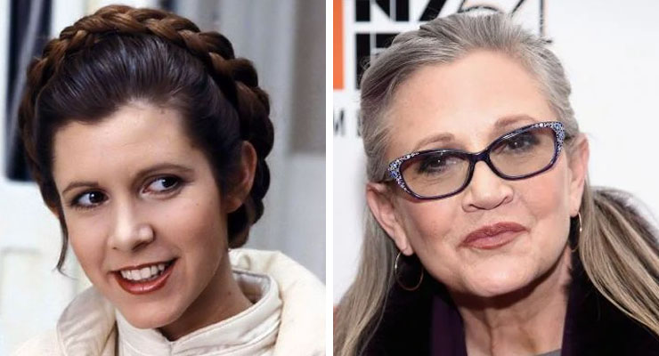 Carrie Fisher 1