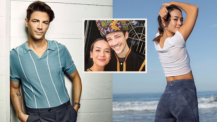 Grant Gustin's Wife: An Arrow Right To His Heart