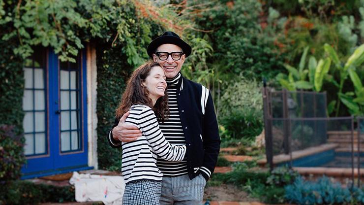 Jeff Goldblum Emilie Livingston   1