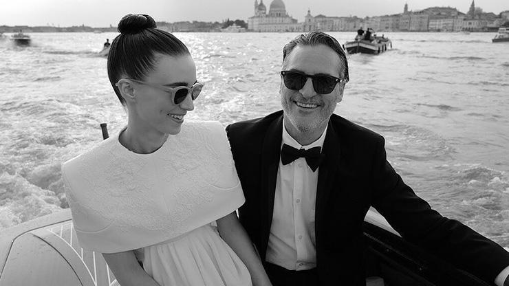 Joaquin Phoenix Rooney Mara   2