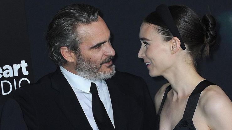 Joaquin Phoenix Rooney Mara   3
