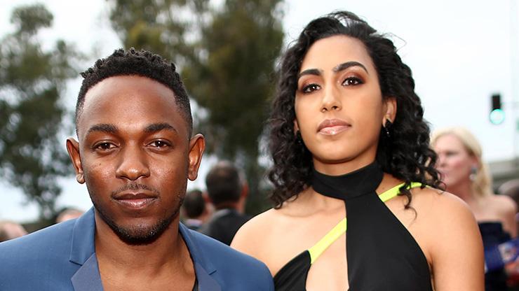 Kendrick Lamar Whitney Alford   2