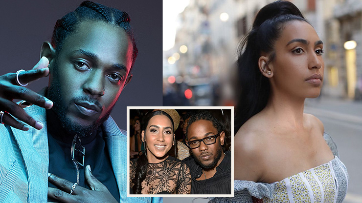 Kendrick Lamar And His Wife, Whitney Alford: The Ultimate Power Duo