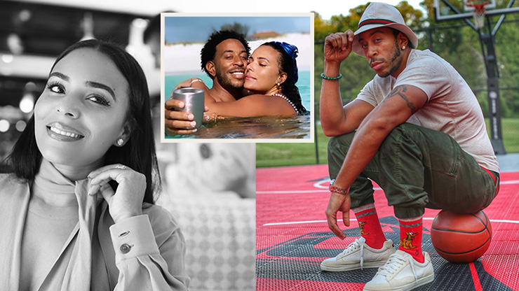 Ludacris' Self-Proclaimed Day Brought Him His Wife, Eudoxie Mbouguiengue