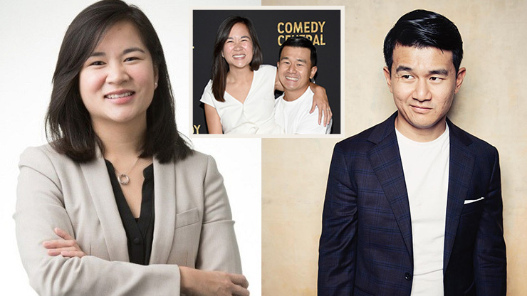 Three Weddings, One Wife   Ronny Chieng and Hannah Pham