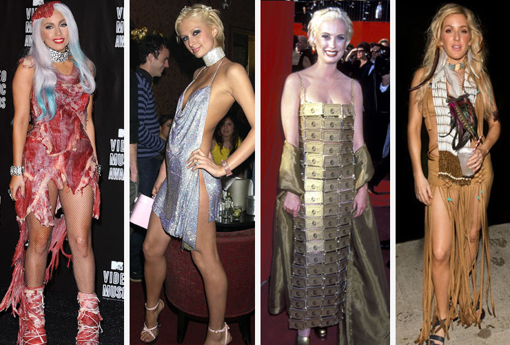 21 Crazy Celebrity Outfits We'll Never Forget