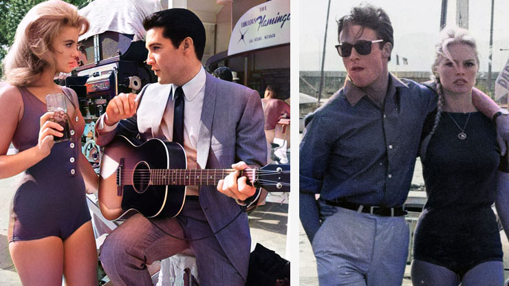 Old Hollywood Secrets Revealed In Colorized Photos