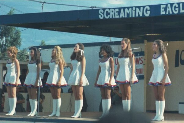 The Miss America USO Show  1971