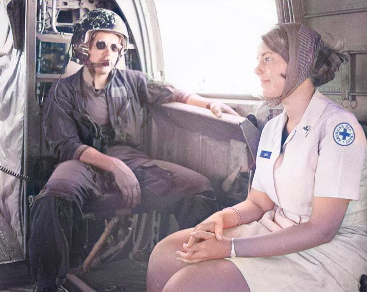 The Vietnam War s Red Cross Girls