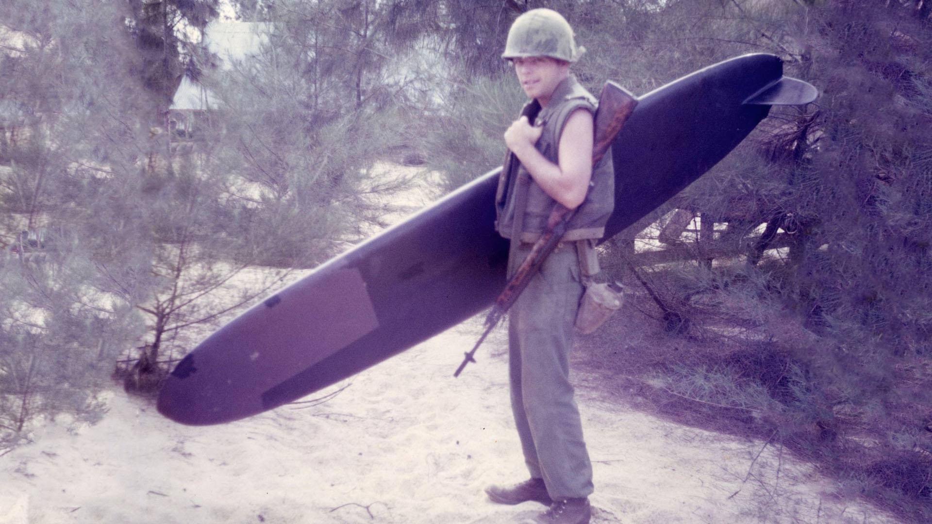 Vietnam War Surfing