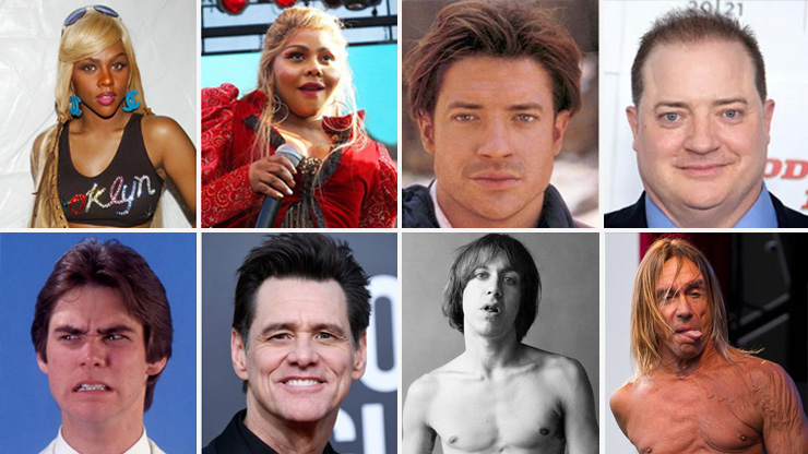 Celebrities Who Have Aged The Worst