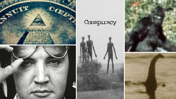 Craziest Conspiracy Theories That People Actually Believe