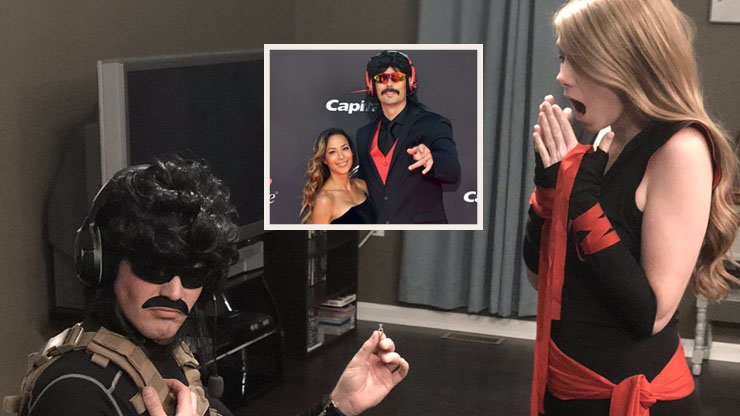 Who Is Dr Disrespect's Wife?