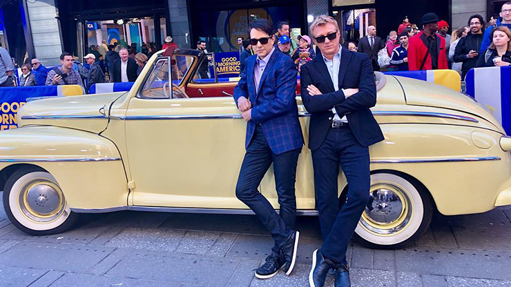 William Zabka Net Worth   William Zabka and Ralph Macchio Are Real Life Friends