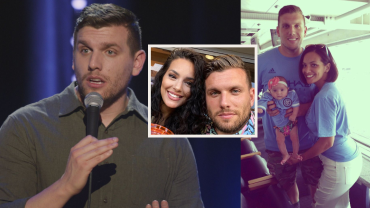 Chris Distefano's Wife Gives His Life A Jazzy Makeover