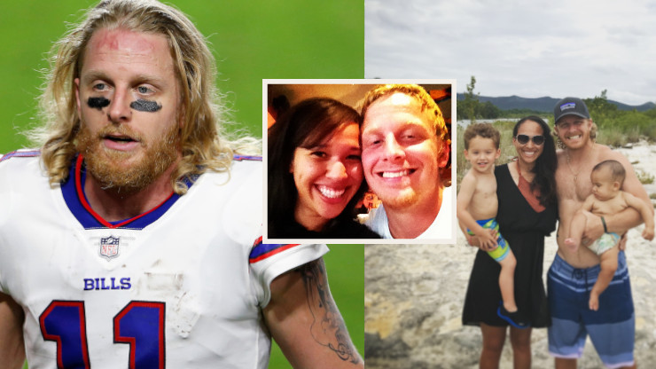 Cole Beasley and Wife Krystin | Happy Wife, Happy Life