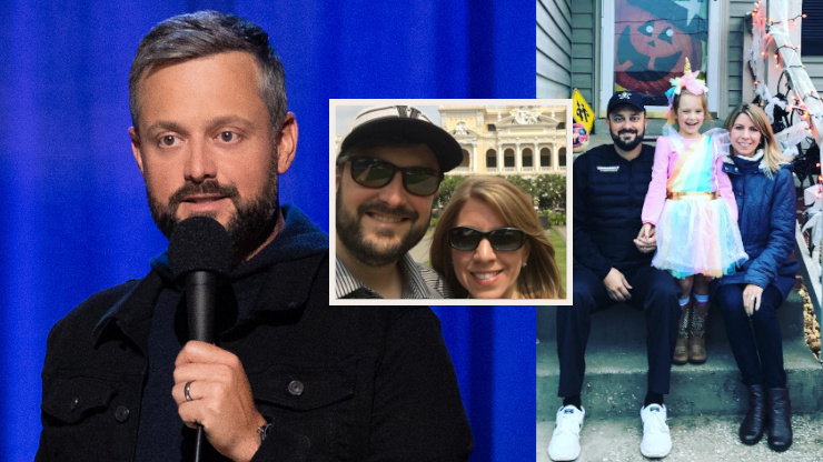 An Applebee's Love Story for Nate Bargatze and his Wife