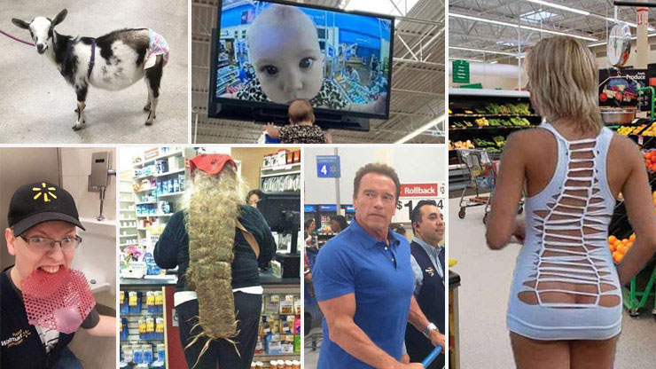 Have You Been To Walmart Lately?