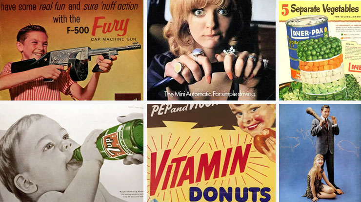 Vintage Ads You Won't Believe Existed
