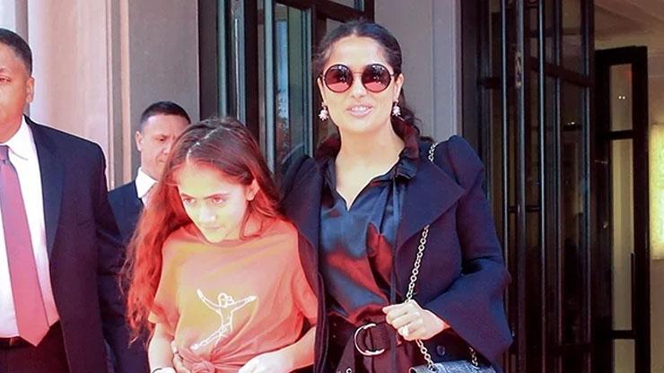 Meet Salma Hayek s Daughter  Valentina Paloma