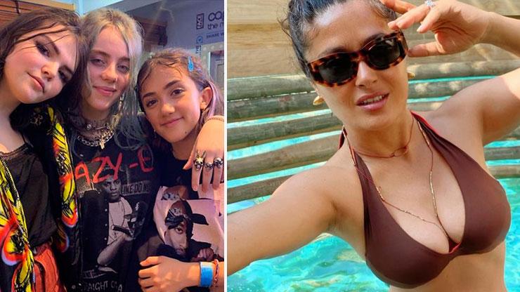 Salma Hayek's Daughter, Future Influencer?