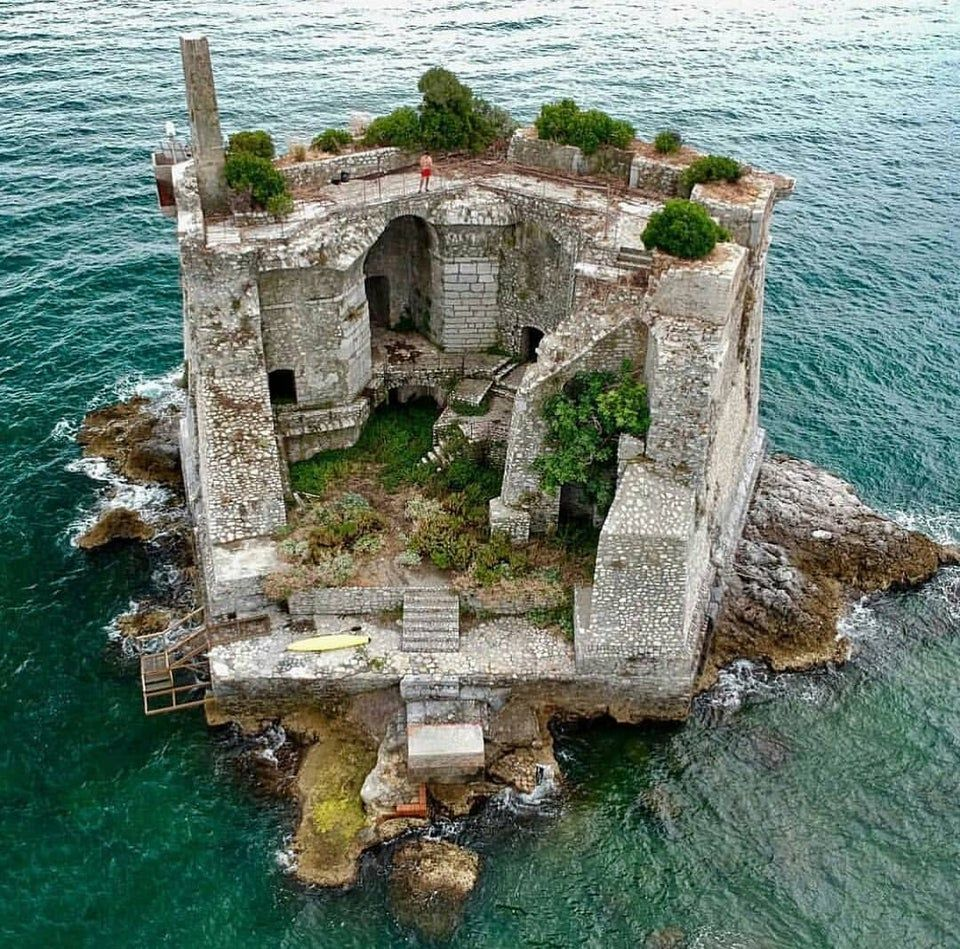 Castle Torre Scola  Italy