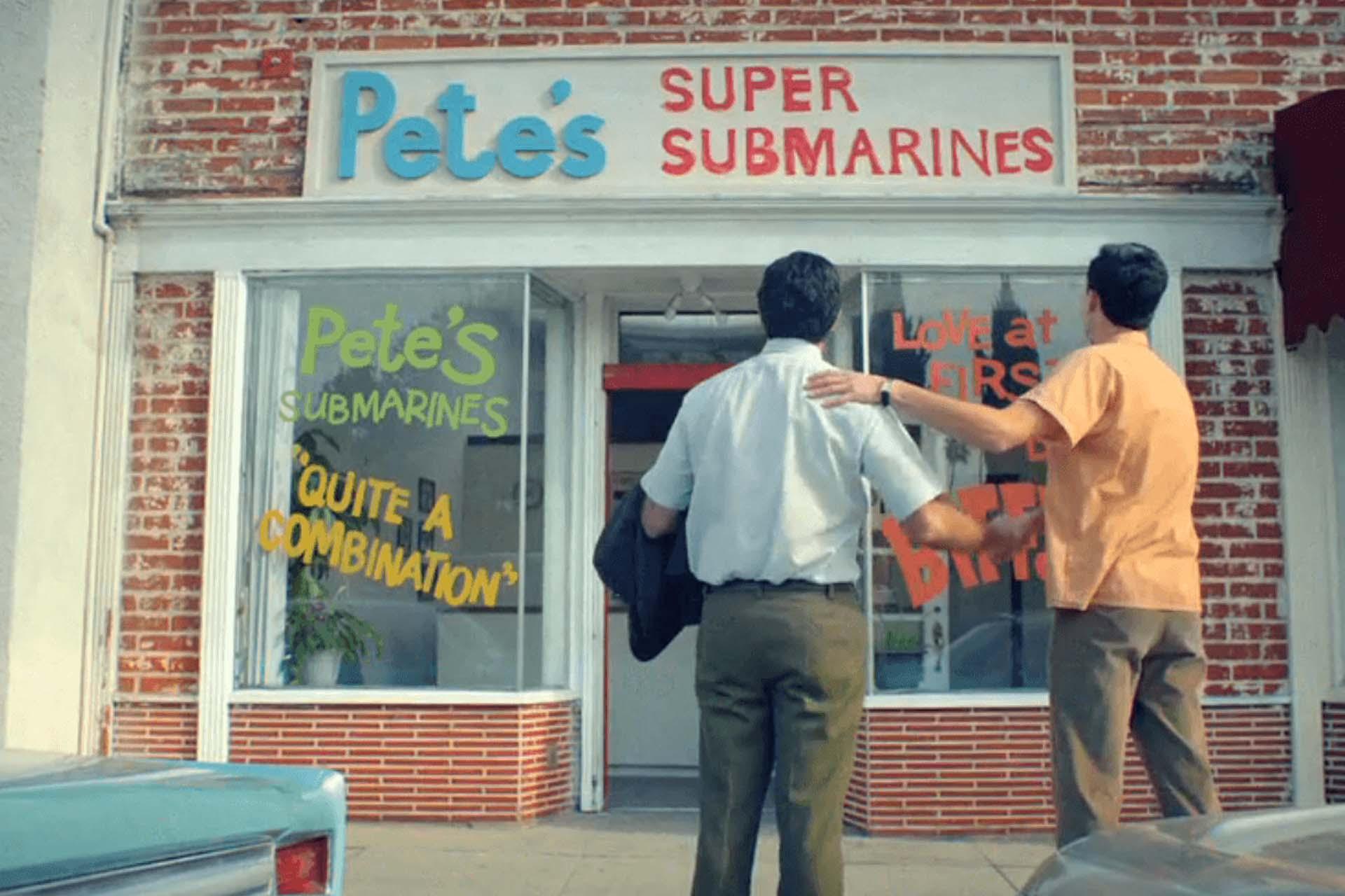 Pete s Super Submarines