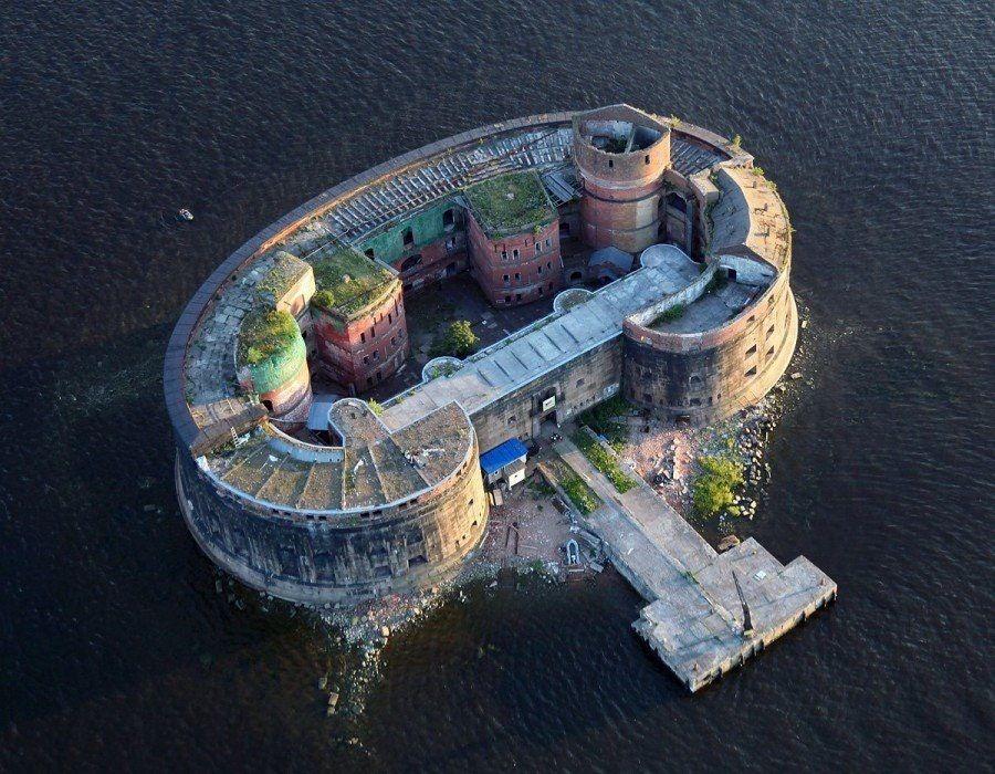 Plague Fort  St
