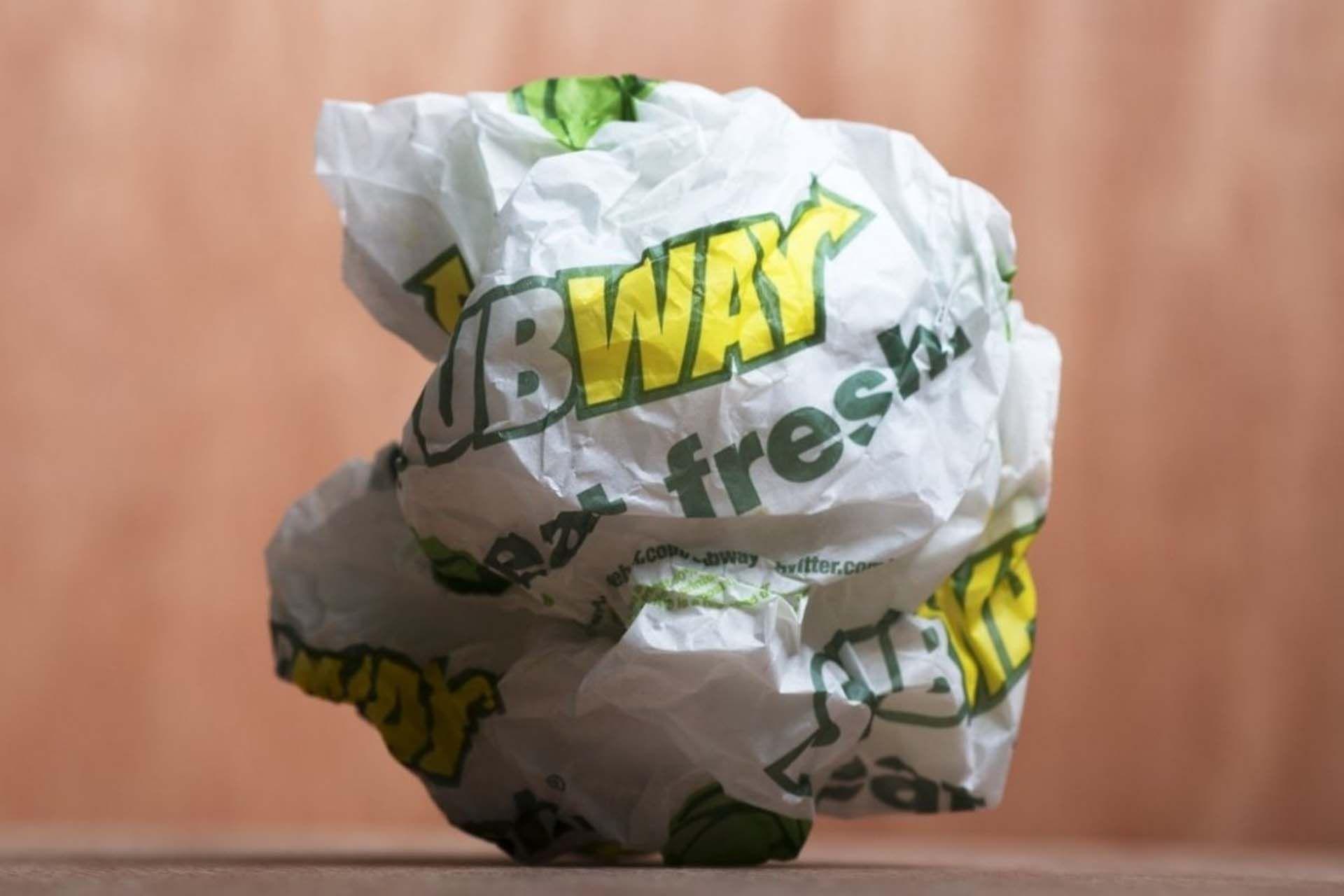 Subway Starts Feeling the Crunch