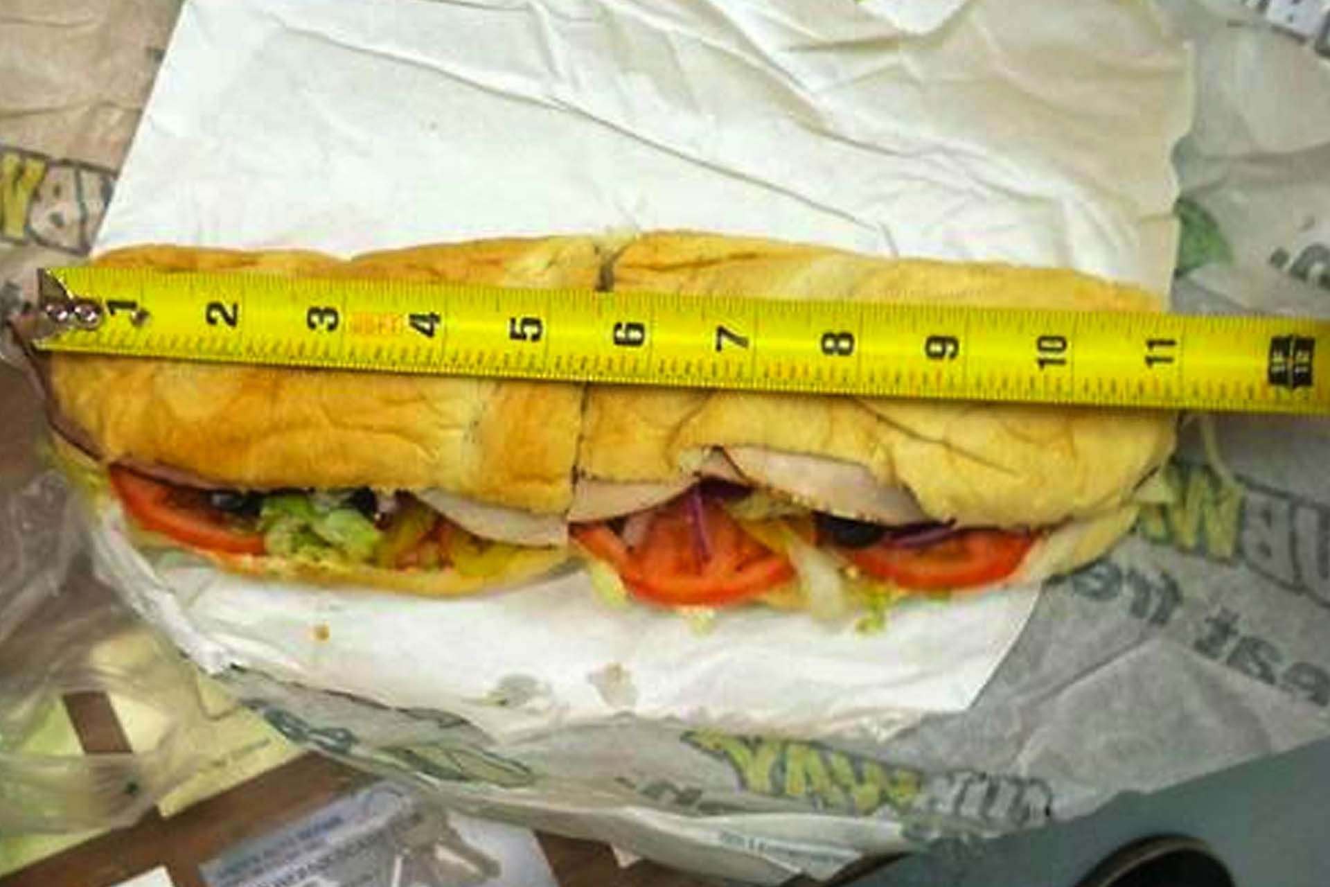 The Introduction of the  5 Footlong