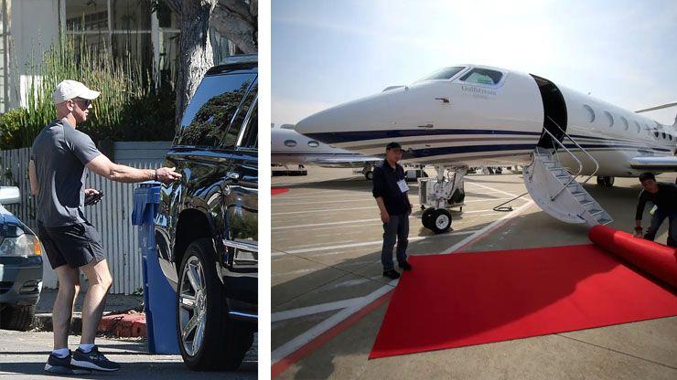 Jeff Bezos Cars