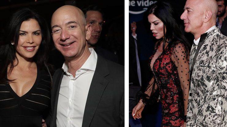 Jeff Bezos Girl