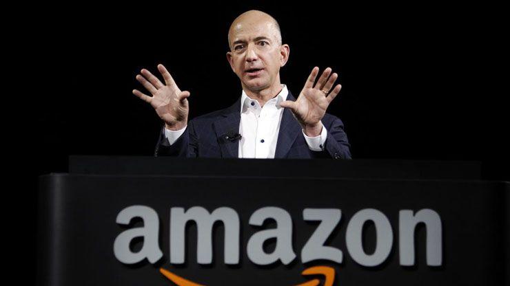 Jeff Bezos Income